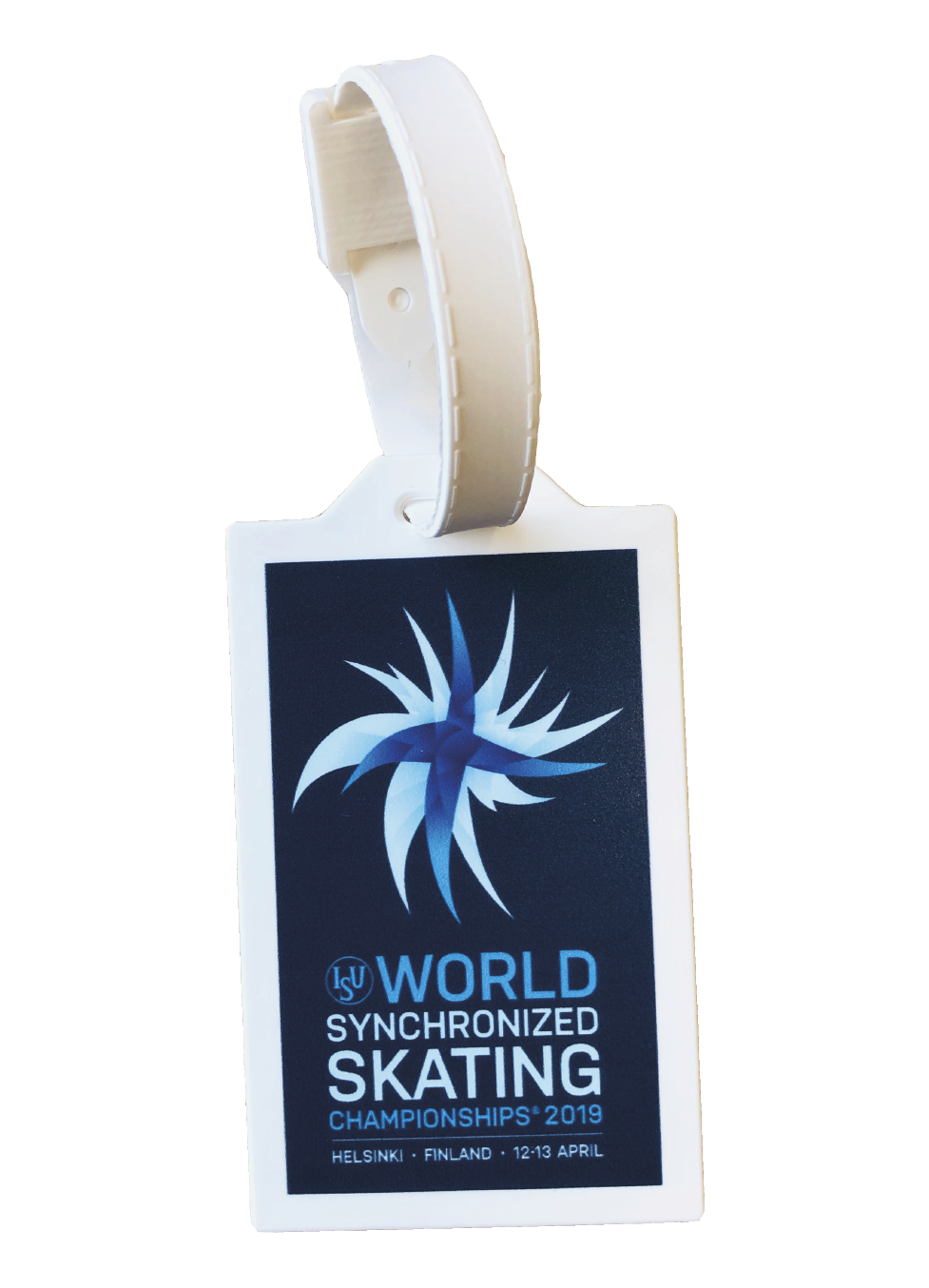Luggage Tag WSSC