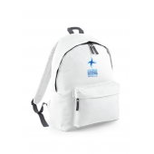 Backpack white WSSC
